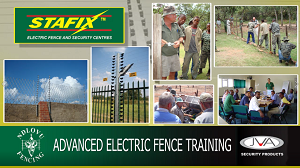 Advanced Electric Fence Training
