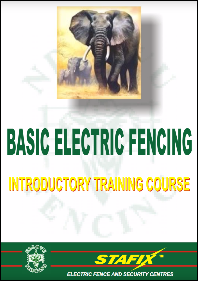 Basic Electric Fence Training